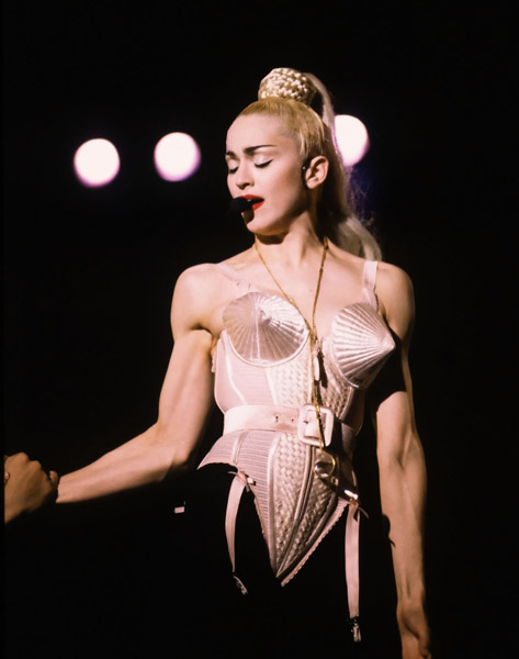 The Blond Ambition Tour-1990 |