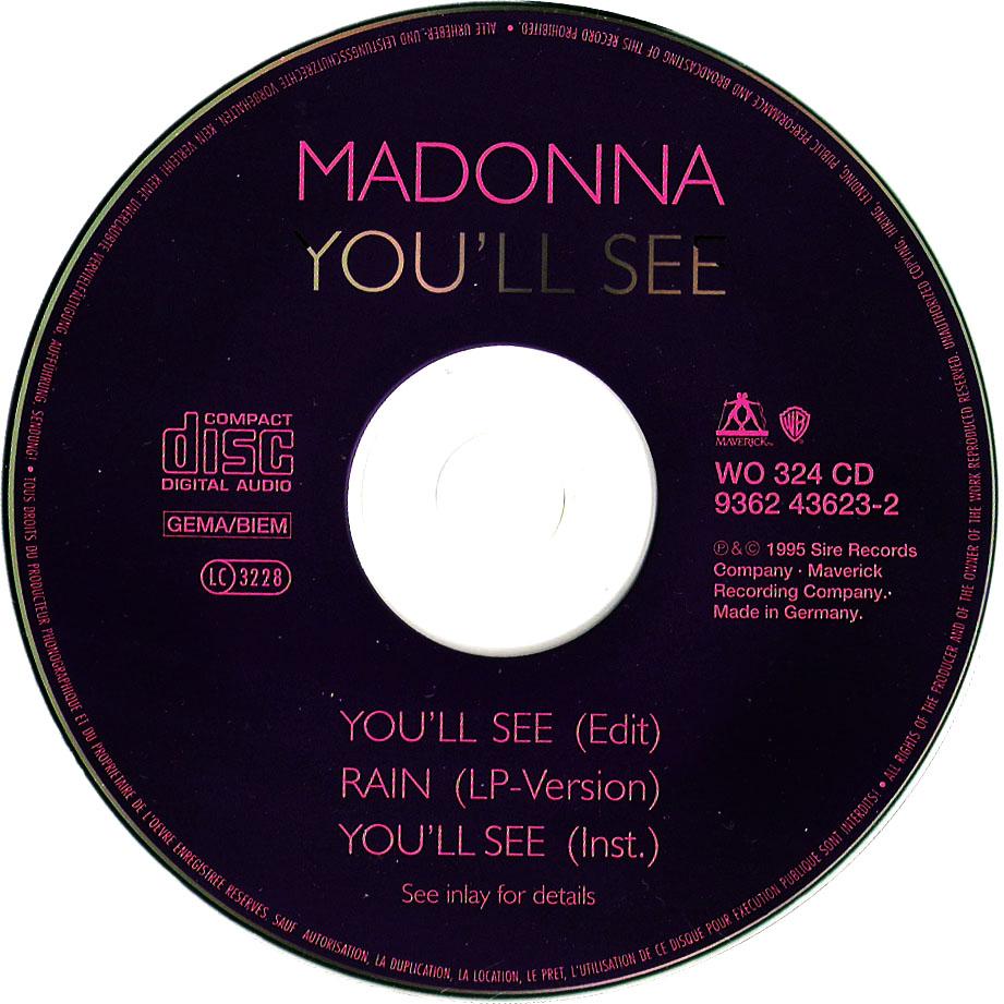Madonna. you'll see скачать