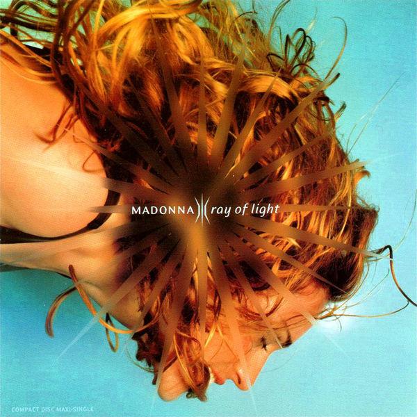 madonna ray of light album cover - photo #16